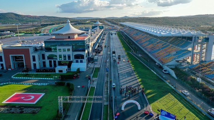 Formula 1 Türkiye Grand Prix'sine doğru
