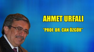 """Prof. Dr. Can Özgür"""