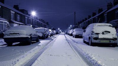 Belçika'ya bu gece kar düşmesi bekleniyor