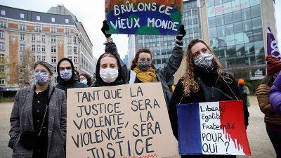 """Fransa'da CNCDH'den """"ayrılıkçı"""" yasa tasarısı konusunda uyarı"""