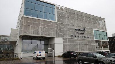 Belçika'daki AstraZeneca fabrikasında denetim yapıldı