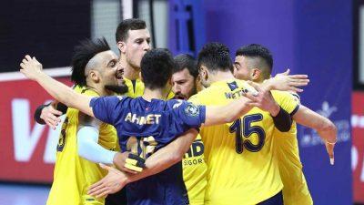 Fenerbahçe Erkek Voleybol Takımı Belçika temsilcisiyle karşılaşacak
