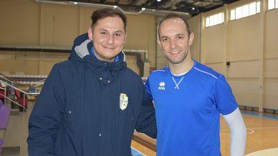 Belçika'nın şampiyon futsal takımı, kamp için Afyonkarahisar'ı tercih etti