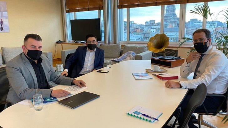 """Bakan Clarinval: """"BizzTürk ile toplumsal projelere başlıyoruz"""""""