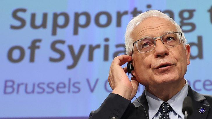 AB Yüksek Temsilcisi Josep Borrell, AB-Türkiye ilişkilerini değerlendirdi