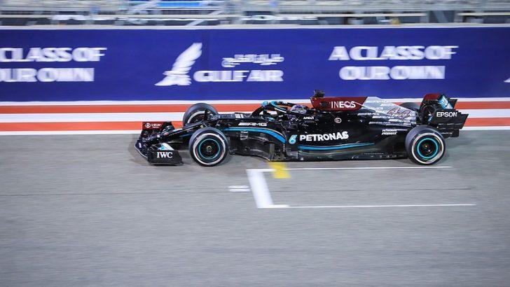 Formula 1'de sezonun ilk yarışında zafer Hamilton'ın