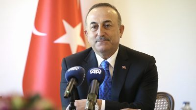 Dışişleri Bakanı Çavuşoğlu, Brüksel temaslarını değerlendirdi