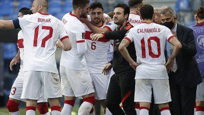 Türkiye, Dünya Kupası elemelerine tarihindeki en iyi başlangıcı yaptı