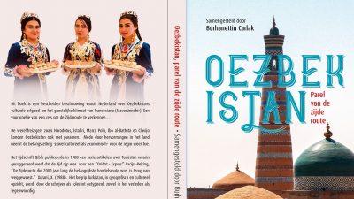 Özbekistan sevdasını kitaba dönüştürdü