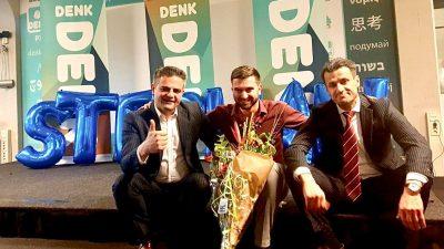 Hollanda'da Tunahan Kuzu'nun partisi 2 sandalye kazandı