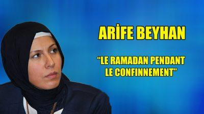 """""""Le Ramadan pendant le confinement…"""""""