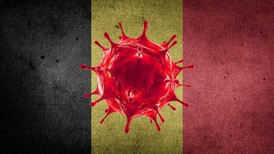 Belçika'da Kovid-19 vakalarının toplamı 900 bini geçti