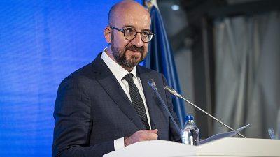 Charles Michel, Türkiye ziyaretindeki protokol düzeni eleştirilerini yanıtladı