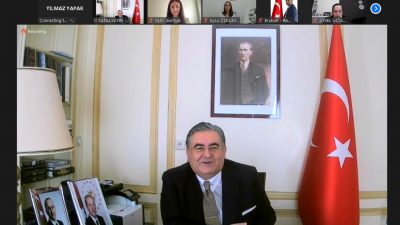 Büyükelçi Dr. Hasan Ulusoy'un 23 Nisan mesajı