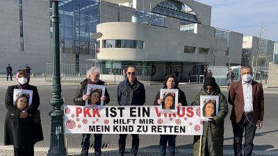 Almanya'da kızı PKK tarafından kaçırılan anne, Alman siyasetçilerden şikayetçi
