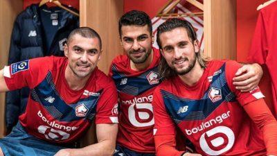 Ligue 1'de Lille, Burak Yılmaz'ın golüyle bir puanı kurtardı