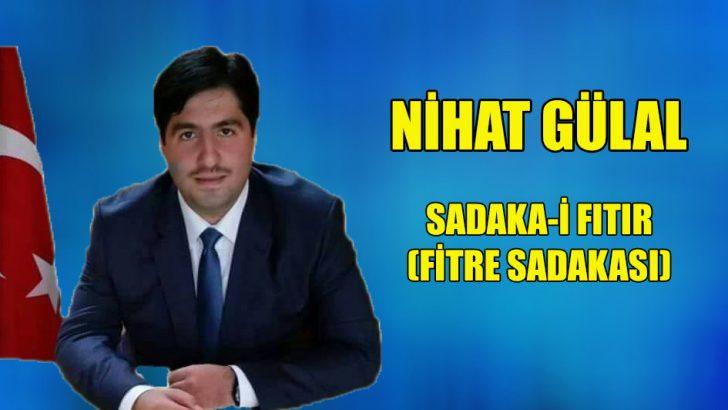 """""""Sadaka-i fitre"""""""