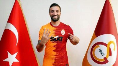 Galatasaray, Belçika doğumlu Alpaslan Öztürk'ü kadrosuna dahil etti