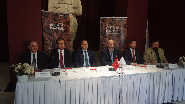 """""""Heritage İstanbul"""", 23-25 Haziran'da gerçekleştirilecek"""
