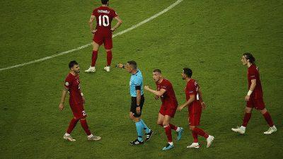 A Milli Futbol Takımı EURO 2020'deki ikinci maçında da puanla tanışamadı
