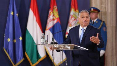 Macaristan Başbakanı Orban'dan AB Komisyonu ve Avrupa Parlamentosuna LGBT tepkisi