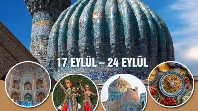 30. Bağımsızlık yılında Türkistan gezisi