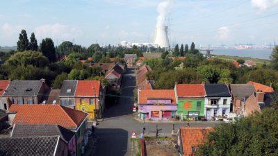 Belçika'nın hayalet kasabası Doel