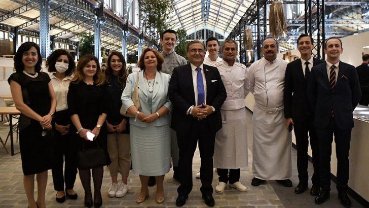 Türk mutfağı EatBrusselsgastronomi festivalinde ilk kez tanıtıldı