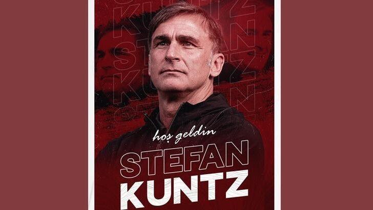A Milli Futbol Takımı'nda Stefan Kuntz dönemi